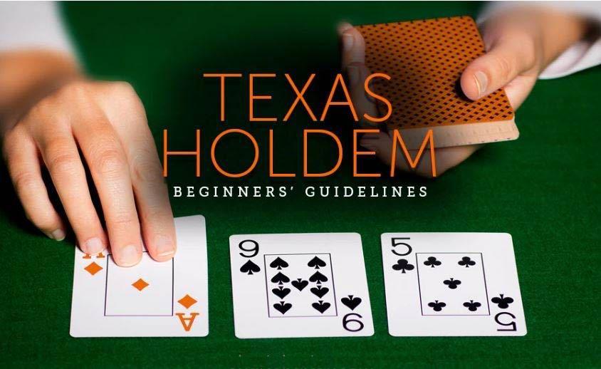 آموزش بازی پوکر تگزاس هولدم + ویدئو : درپوکرتگزاس هولدمtexas holdemبازیکنان دو کارت دریافت می کنند (کارت های هول) و پس از آن راندشرط بندیشروع می شود..